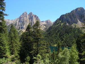 San Mauricio Lake